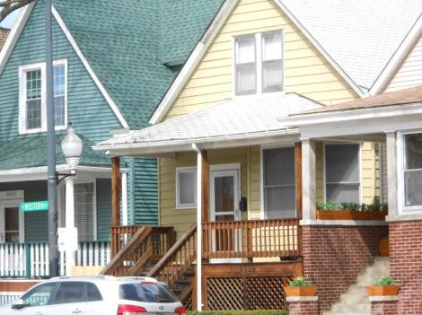 Watkins' home, 2015