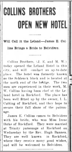 Belvidere Daily Republican, Nov. 23, 1912